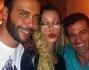 Cena con amici per Karina Cascella, Giacomo Urtis e Gianni Sperti