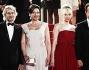Matteo Garrone, Nunzia, Domenico Procacci e Loredana Simioli presentano a Cannes 2012 il film \'Reality\'