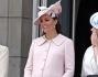 Il Principe Harry, Camilla Parker Bowles, Kate Middleton e la Principessa Eugenie