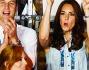 Il tifo era forte tra gli spalti: Il principe William insieme alla moglie Kate e al fratello Harry