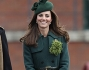 LE FOTO DI KATE MIDDLETON E IL PRINCIPE WILLIAM ALLA PARATA DI SAN PATRIZIO