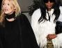 Kate Moss e Naomi Campbell