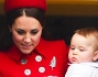 WILLIAM E KATE IN NUOVA ZELANDA CON GEORGE