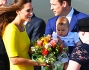 Kate Middleton, Principe William, George Alexander Louis