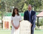 Kate Middleton e il Principe William a Nuova Delhi