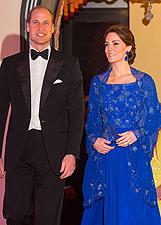 Kate e William, il royal tour in India e Bhutan: le foto