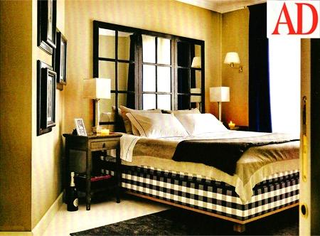 La camera da letto padronale di casa Rodriguez - Foto e Gossip