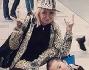 La Pina ed il selfie con dei bambini giapponesi su Instagram