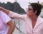 Corinne Clery si scaglia contro il fidanzato Angelo Costabile