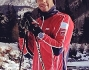 Si tiene sempre in forma Lewis Hamilton anche sugli sci