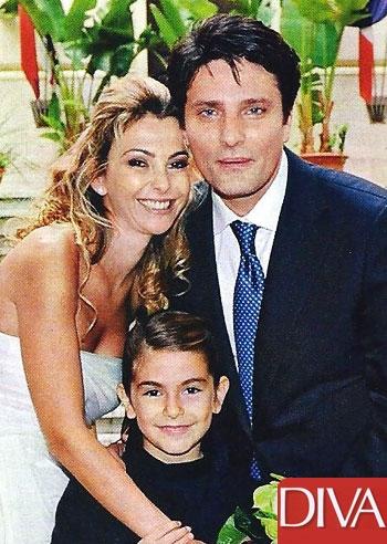 Lorenzo flaherty e roberta floris con la nipotina maria for Patrizia rossetti marito