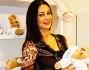 Manuela Arcuri diventata da poco mamma del piccolo Mattia