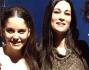 Manuela Arcuri con i protagonisti di 'Romeo e Giulietta' Giulia Luzi e Davide Merlini