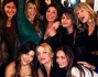 Un compleanno Social per Gaia Lucariello compagna di Simone Inzaghi: eccola con  Alessia Marcuzzi, Sabrina Ghio, Simona Miele e tante altre amiche