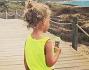 Ultimi attimi di panorama a Formentera per Mia & Family