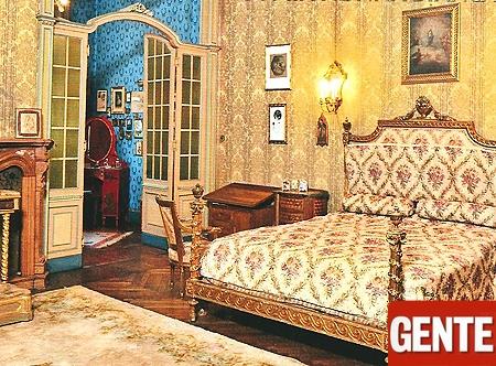 La stanza degli ospiti sfarzosa in tutti suoi aspetti for Stanza degli ospiti