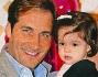 Maurizio Aiello con la figlia Ludovica