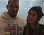 Melissa Satta torna allo stadio a tifare per il suo Prince: eccola insieme al fratello del calciatore