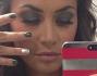 Melissa Satta in dolce attesa torna a lavoro negli studi di Tiki Taka