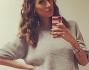 Melissa Satta in preparazione per la puntata di Tiki Taka non dimentica di postare una foto sul Social