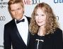 Mia Farrow insieme al figlio Ronan sul red carpet a New York: le foto