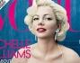 Michelle Williams su Vogue come Marilyn Monroe