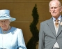 La Regina Elisabetta Seconda ed Il Principe Filippo Duca di Edimburgo