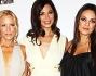 Moran Atias con Maria Bello e Mila Kunis