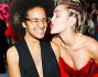Miley Cyrus all'amfAR gala di New York accompagnata da una transgender, Tyler Ford