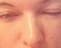 Milla Jovovich si mostra al naturale di prima mattina appena svegliata
