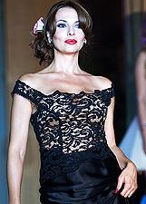 Miriana Trevisan, madrina del Gran Gal� della Moda, ha sfoggiato tantissimi look diversi: foto