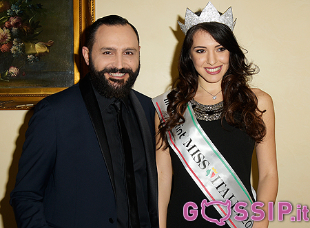 Clarissa marchese miss italia 2014 protagonista all for T roc specchio
