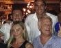 Quanta gente che si incontra ad Ibiza: Federica Nargi, Alessandro Matri, Marco Borriello, Paola Bonera e Co