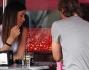 Break in un bar per Alessandro Matri e Federica Nargi dopo la passeggiata