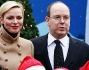 In attesa di un erede Charlene ed Alberto di Monaco si fanno immortalare con un gruppo di bimbi