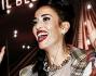 Nina Zilli si diverte al Blue Note di Milano in attesa di partire per Sanremo: le foto
