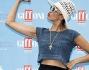 Nina Zilli sul blue carpet della kermesse cinematografica per ragazzi