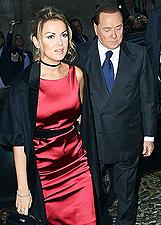 Parata di vip alle nozze tra Michelle Hunziker e Tomaso Trussardi: foto