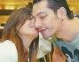 Cristiano Angelucci ed Elisa Panichi in dolce attesa brindano alloro futuro