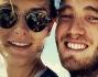 Paolo Ciavarro con la fidanzata Alicia Bosco sul social