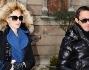 Paris Hilton fa shopping a Milano prima di tornare negli Usa: le foto