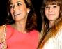 Cristina Parodi e la figlia Bendetta Gori