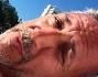 relax sulla finissima sabbia bianca di Miami: Lucio Presta