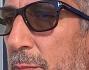 Selfie tra il total relax ed il pensieroso per Lucio Presta