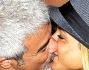 Red carpet al bacio per Pino Insegno ed Alessia Navarro
