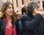 Paola Perego e Lucio Presta la party di Niki Nika in Centro a Roma