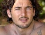 Andrei Preti su Playa Desnuda durante l'Isola dei Famosi