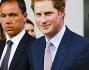 Il Principe Harry nella sua prima visita ufficiale nella Capitale