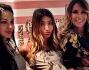 Si festeggia l'arrivo della piccola Diamante per Michela Quattrociocche con Noemi Bonomo e Giorgia Rossi