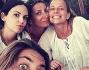 Sabrina Ghio, Michela Quattrociocche, Noemi Bonomo, Valentina Del Vecchio e Sonia Gioia